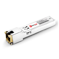 Generic Compatible 1000BASE-T SFP Copper RJ-45 100m Transceiver