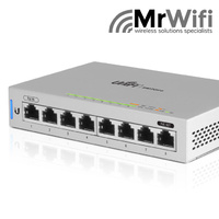 8-Port Managed Gigabit Switch (Non-POE)