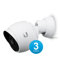 Ubiquiti UniFi Video Camera G3 IR 1080 HD Bullet 3 Pack